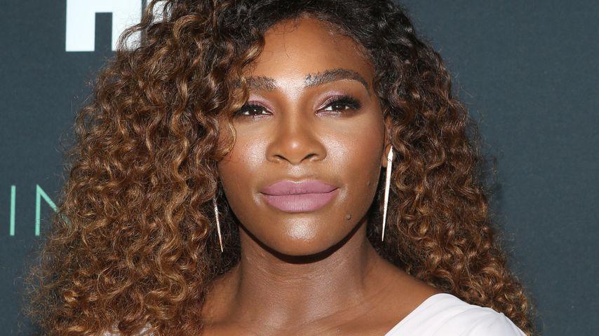 Auch sie: Serena Williams enthüllt postnatale Depression