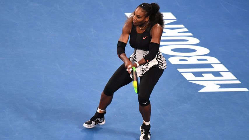 "Serena Williams bei den ""Australian Open"" 2017"