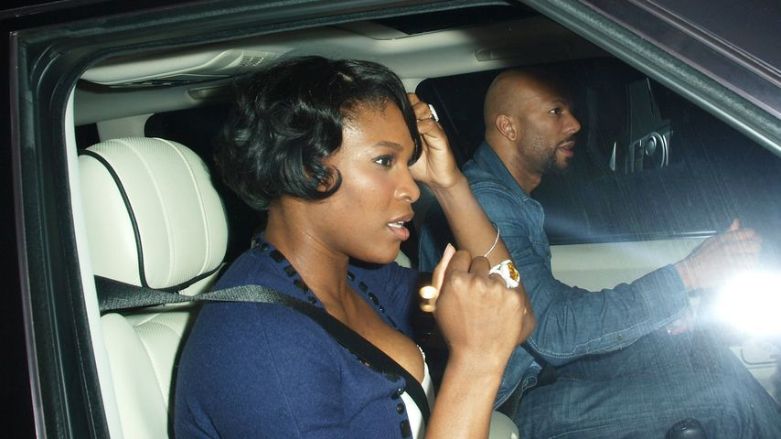 Serena Williams und Common