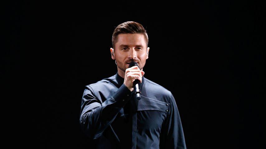 Sergey Lazarev, Sänger
