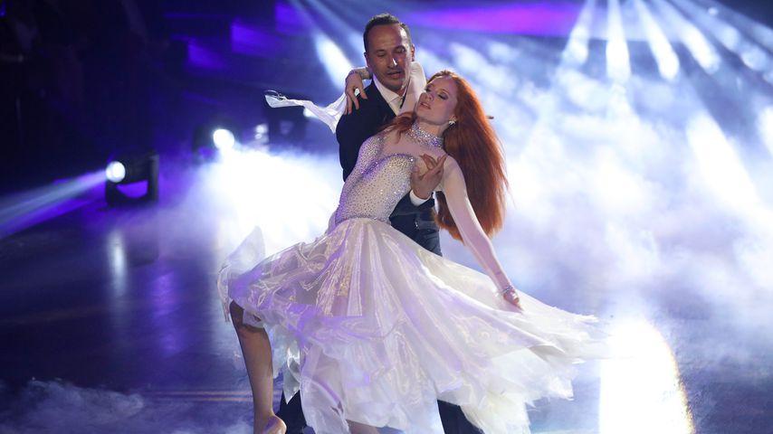 "Sergiu Luca und Barbara Meier bei ""Let's Dance"" 2018"