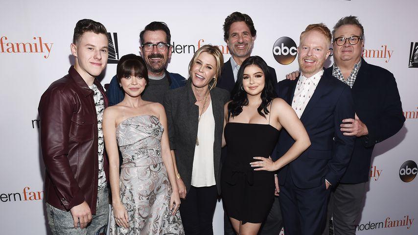 """Serien-Cast beim FYC Event für """"Modern Family"""""""