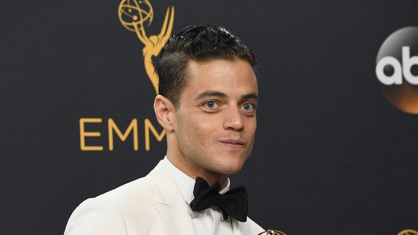 Emmy-Gewinner Rami Malek