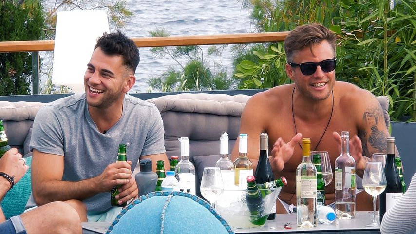 "Serkan und Daniel bei ""Die Bachelorette"" 2019"