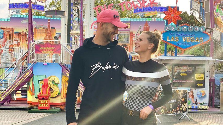Serkan Yavuz und Carina Spack