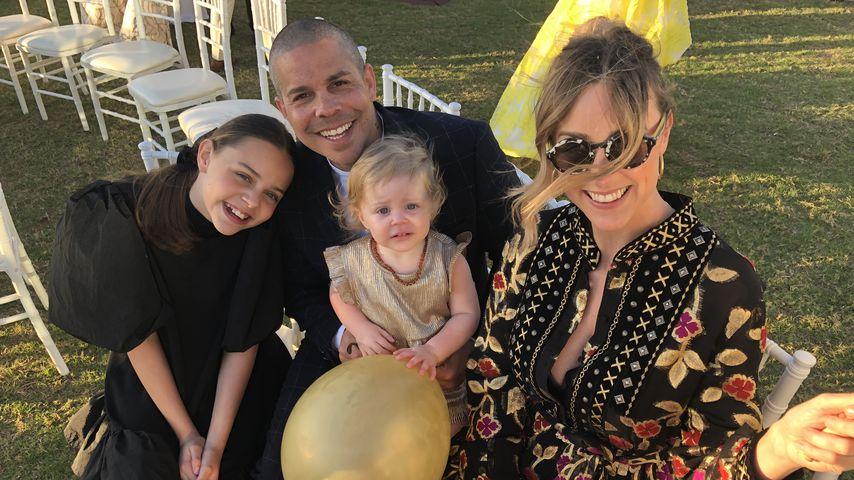 Shaham Joyce mit seiner Familie