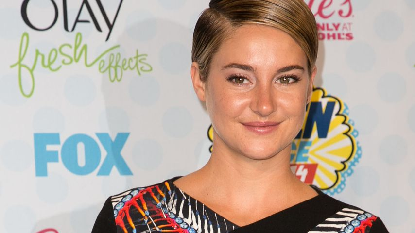 Shailene Woodley und Teen Choice Awards