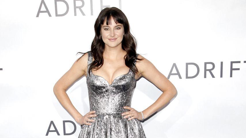 """Shailene Woodley bei der Premiere zu ihrem Film """"Die Farbe des Horizonts"""""""