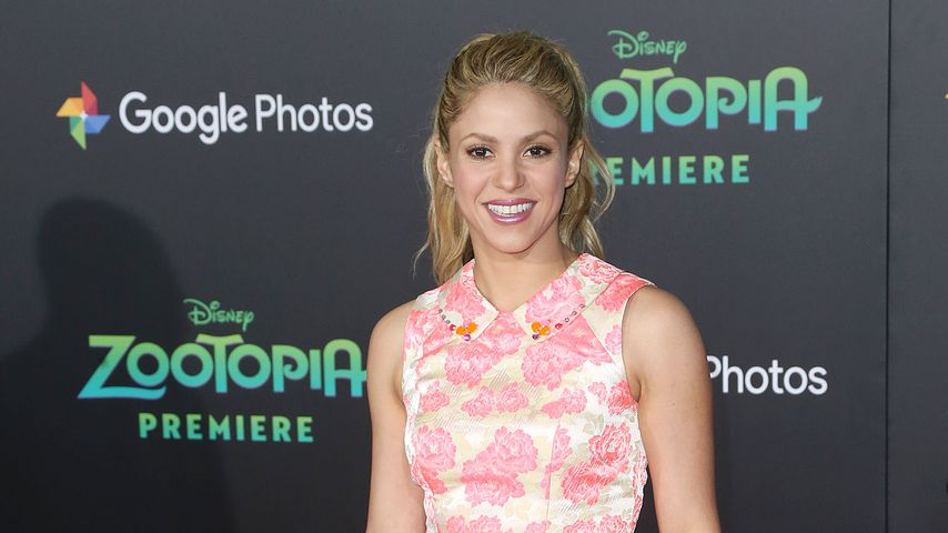 "Shakira bei der ""Zoomania""-Premiere in Hollywood 2016"