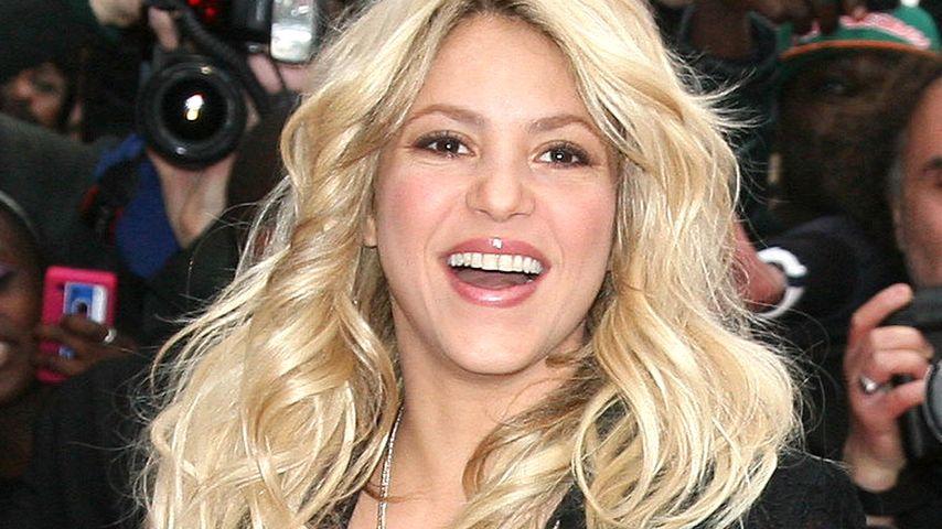 Großer Andrang! Shakira präsentiert ihr Parfum