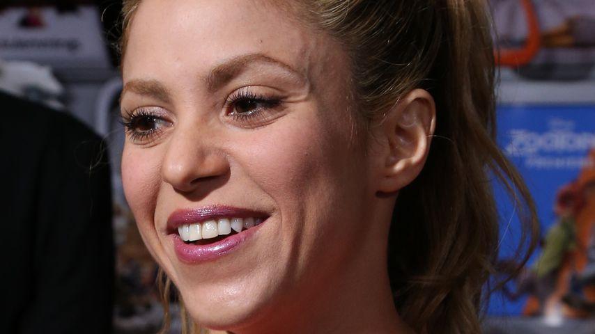 """Shakira bei der Premiere von """"Zootopia"""""""