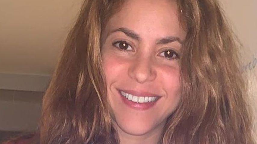 Shakira im April 2020