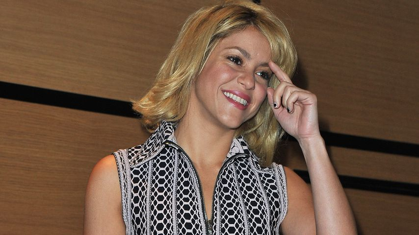 Shakira im Januar 2012 in Cannes