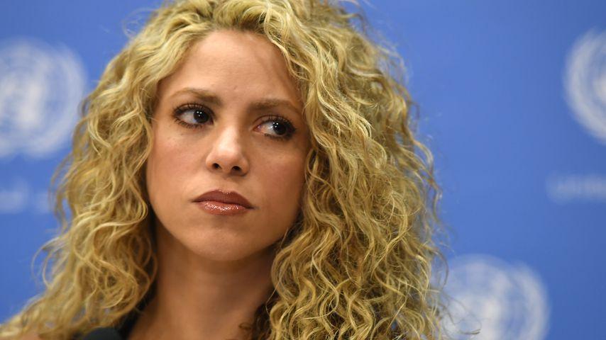 Shakira im September 2015 in New York