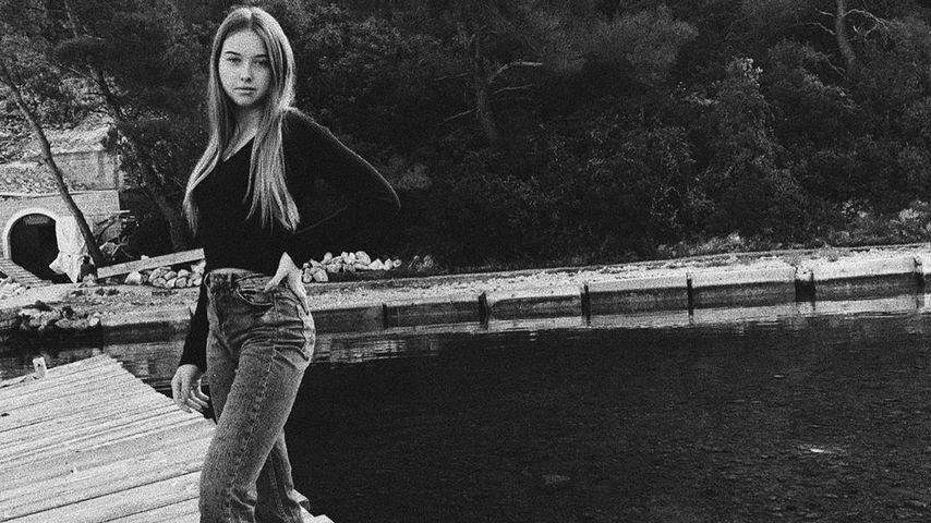 Shania Geiss, Model
