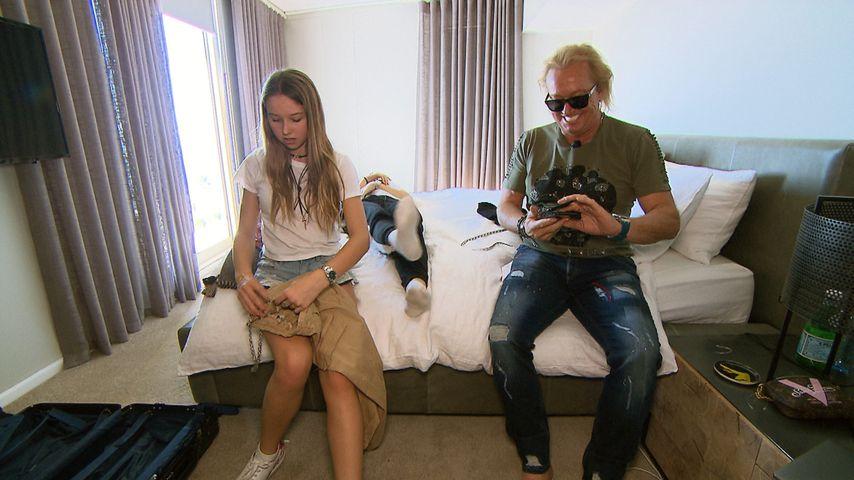 Shania und Robert Geiss