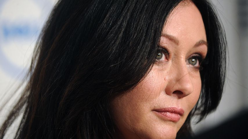 Shannen Doherty bei den Webby Awards in New York, 2014