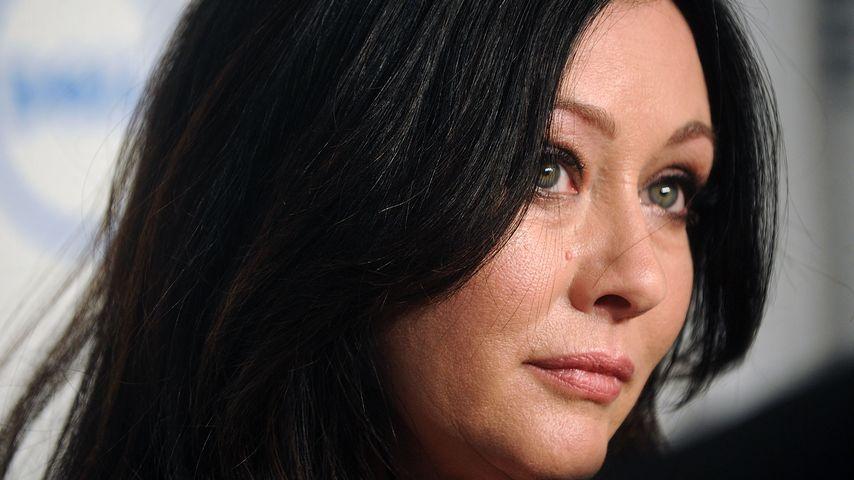 Schock für Shannen Doherty: Der Charmed-Star hat Krebs