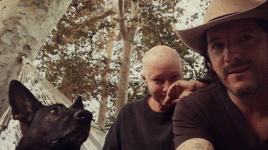 Shannen Doherty mit ihrem Mann Kurt