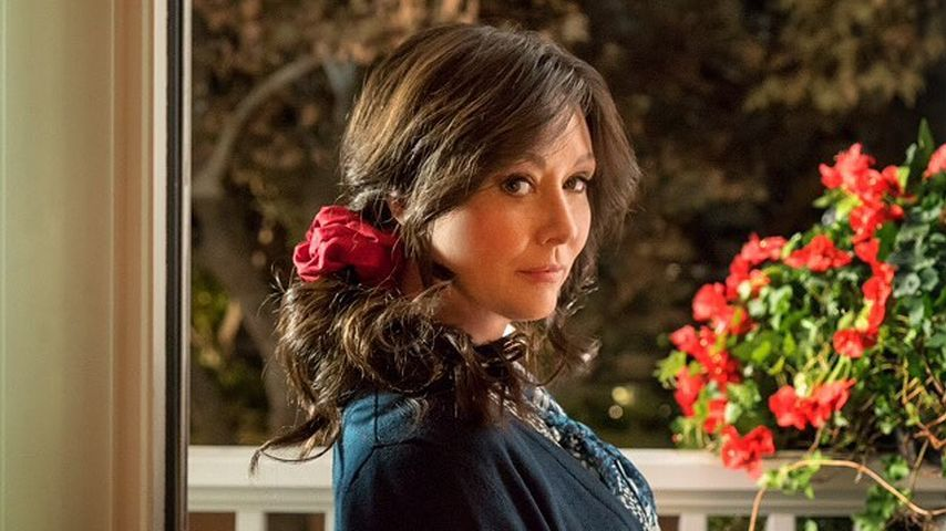 Shannen Doherty: Comeback als Schauspielerin mit Perücke
