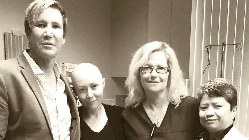 Chemo vorbei: Shannen Dohertys emotionaler Post macht Mut!