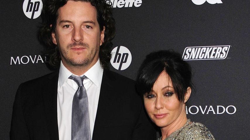 "Shannen Doherty und Kurt Iswarienko beim ""GQ's The Gentlemen's Ball"" in New York"