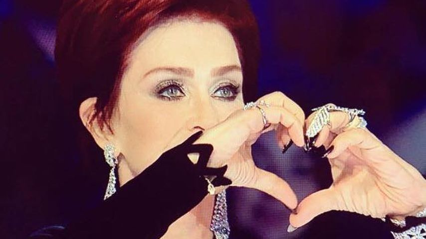 Sharon Osbourne, TV-Star