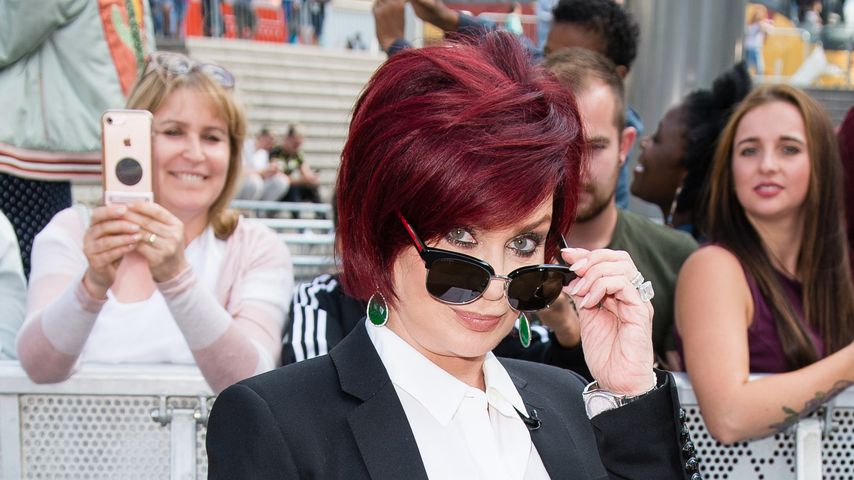 Sharon Osbourne im Juli 2017
