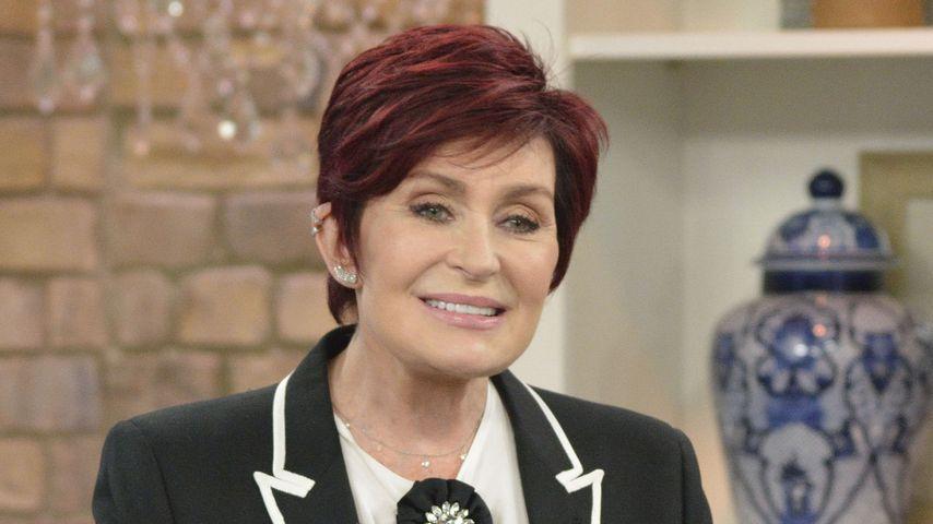 Nach Rückzug: Sharon Osbourne ist wieder im TV