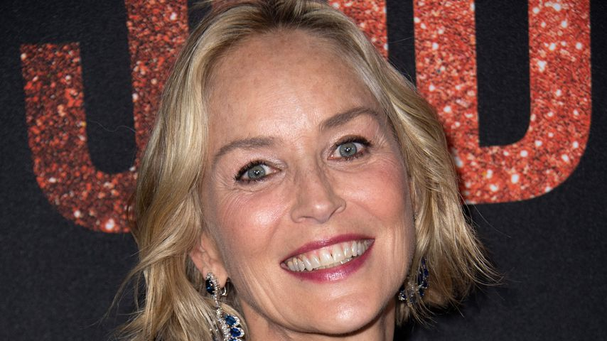 Sharon Stone im September 2019 in Los Angeles