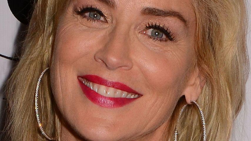 Schock-Statement: Sharon Stone hatte einen Schlaganfall