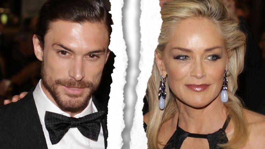 Sharon Stone: Alles aus mit ihrem jungen Lover!
