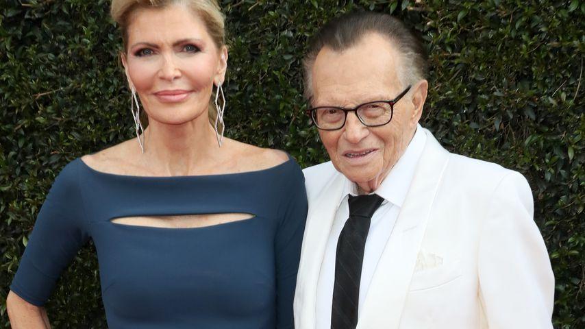 Larry Kings Scheidungsprozess: Ex erhält 27.000 pro Monat!