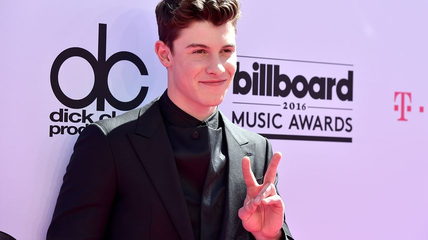 Shawn Mendes bei den Billboard Music Awards 2016