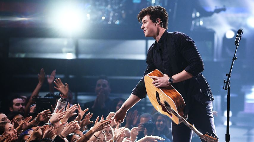 Shawn Mendes bei den American Music Awards in Los Angeles