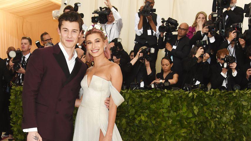 Hailey Baldwin: Seit fünf Jahren in Shawn Mendes verliebt?