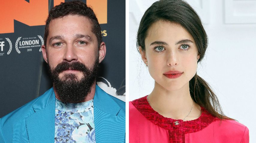 Shia LaBeouf und Margaret Qualley in heißem Sex-Musikvideo