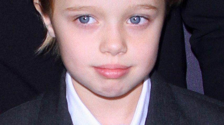 Nennt mich John! Shiloh Jolie-Pitt will Junge sein