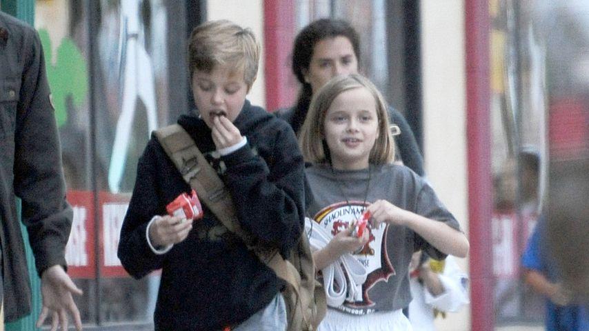 Wie Shiloh: Will auch Vivienne Jolie-Pitt ein Junge sein?