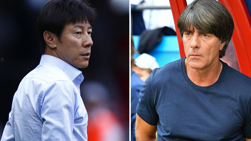 Anzug & Frisur: Südkorea-Coach ist Jogi Löws WM-Double