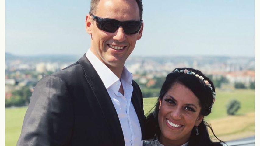Shirin Nikkhah-Shirazi feiert ihren Geburtstag mit ihrem Ehemann