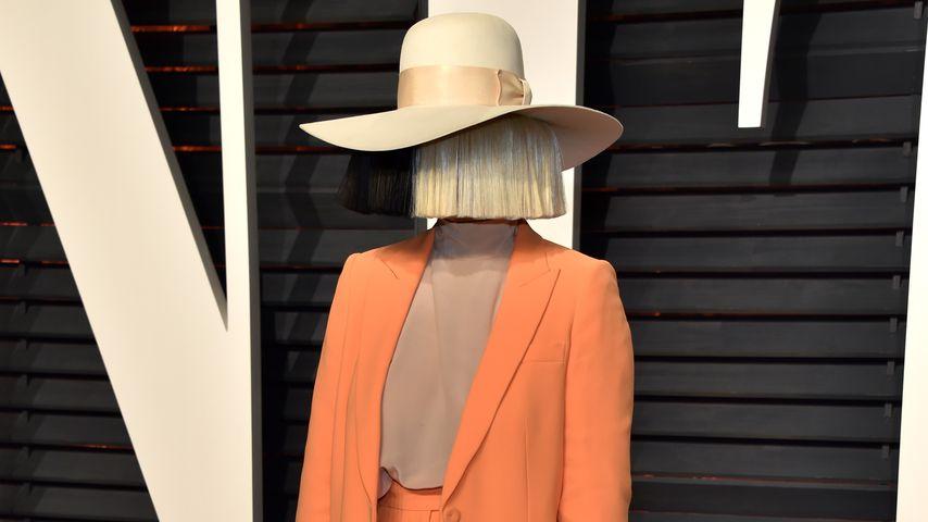 Sie auf der Vanity Fair Oscar Party 2017