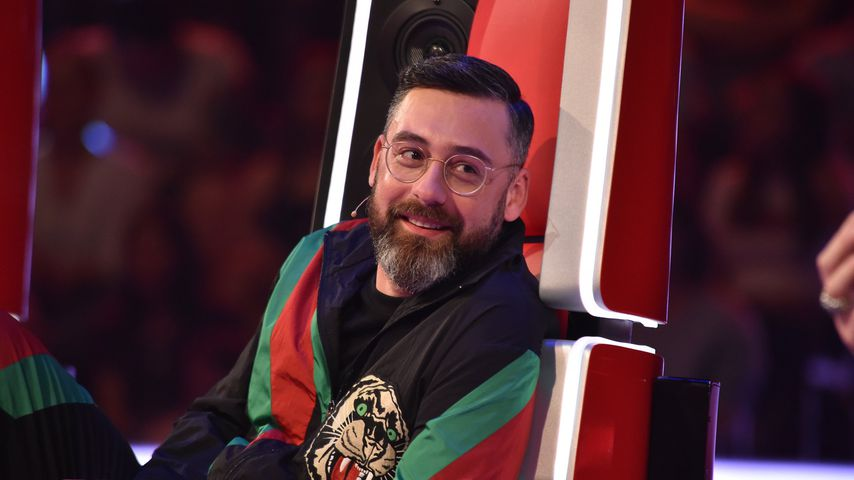 """Sido bei den """"The Voice of Germany""""-Blind Auditions"""