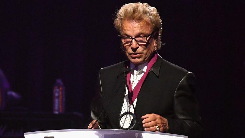 Siegfried Fischbacher im April 2017 in Las Vegas