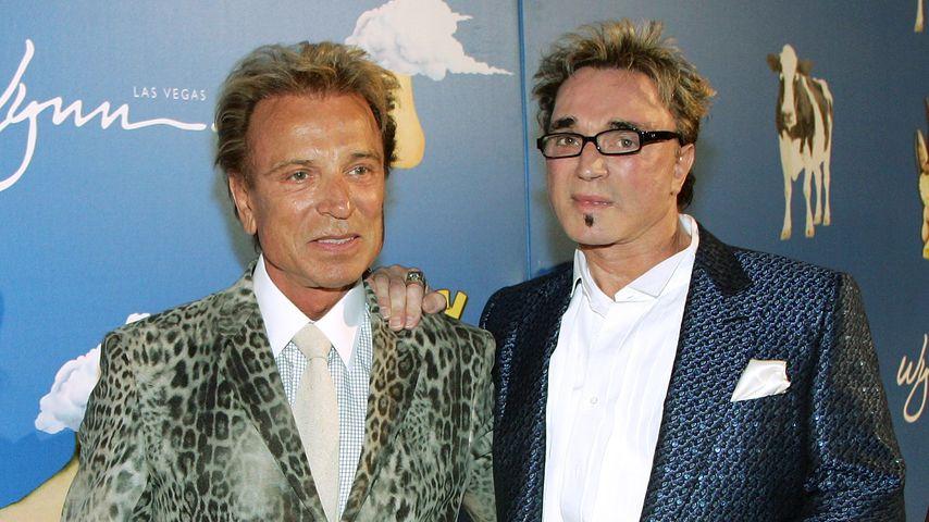 Siegfried Fischbacher und Roy Horn, Magier