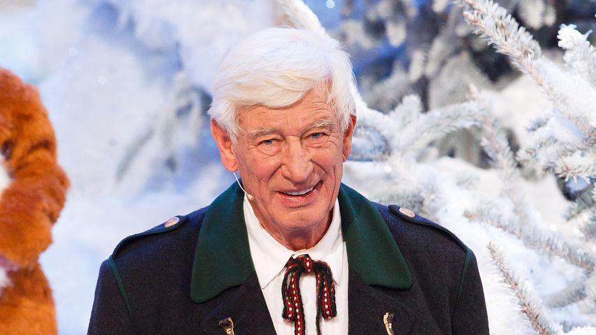 """Siegfried Rauch in der Show """"Adventsfest der 100.000 Lichter"""""""