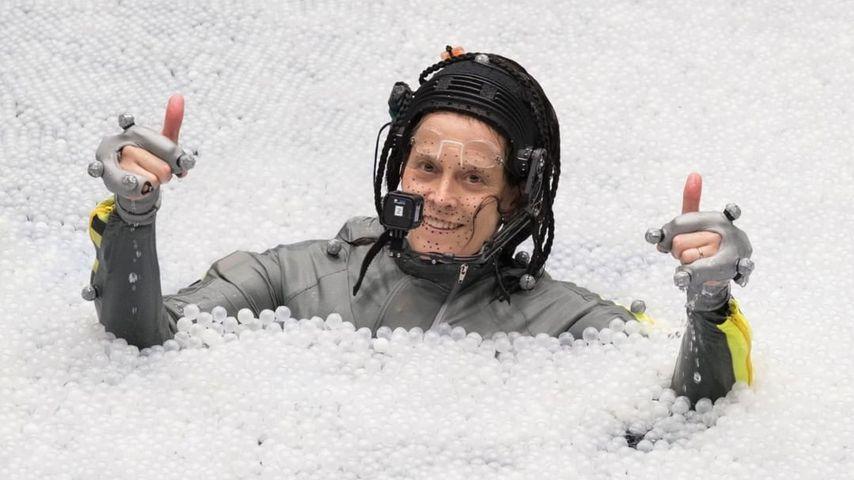 """Sigourney Weaver bei den Dreharbeiten zu den """"Avatar""""-Fortsetzungen"""