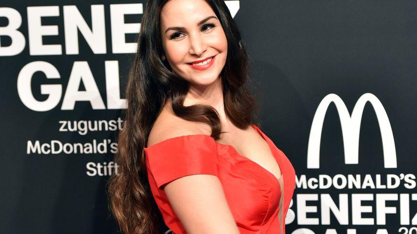 Sila Sahin auf der McDonald's Benefiz Gala 2019