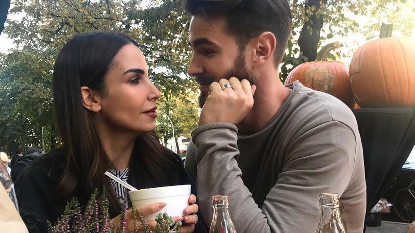 Sila Sahin mit ihrem Mann Samuel Radlinger