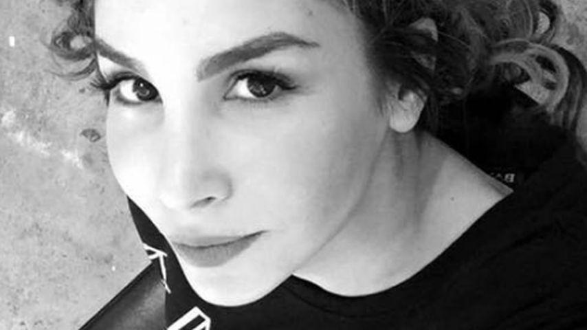 Lustige Locken-Lady: Sila Sahin albert beim Star-Friseur
